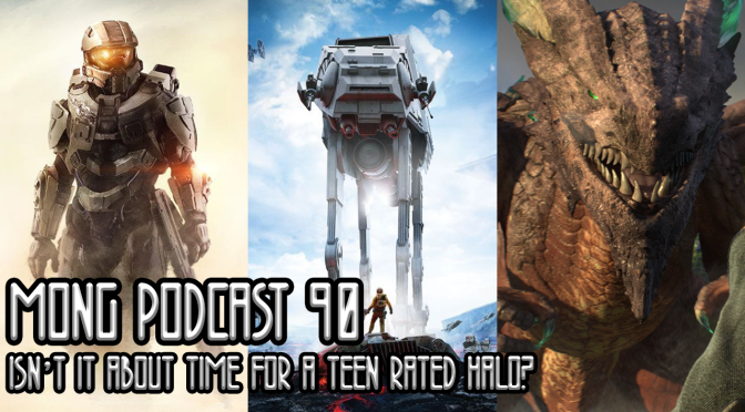 MONG Podcast 90 | Isn't It About Time for a Teen Rated Halo?