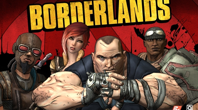 Borderlands Heads To The Big Screen