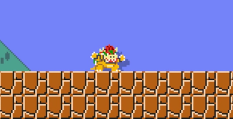 Bowser screen