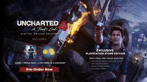 Digital Uncharted 4