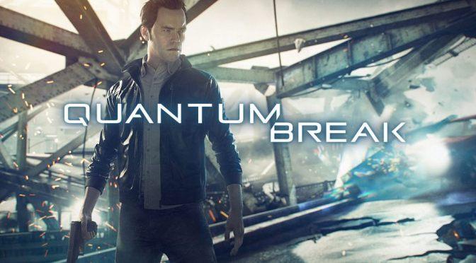 Quantum Break Gets A Trailer And A Release Date