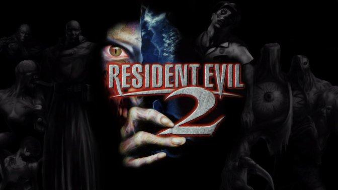 Resident Evil 2 Remake A Go