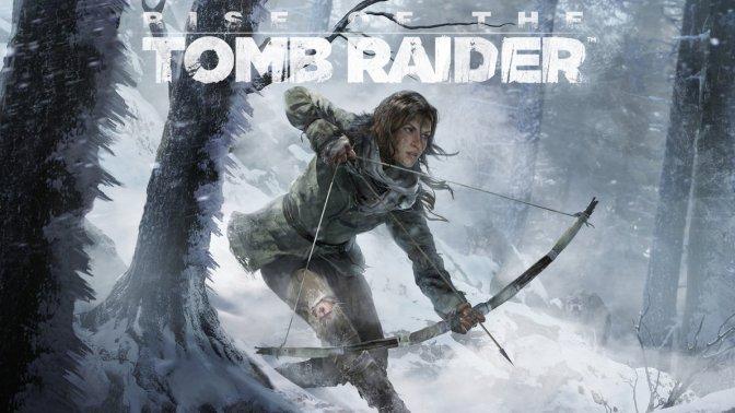 Lara Croft Takes the Non-Violent Path In Latest Video