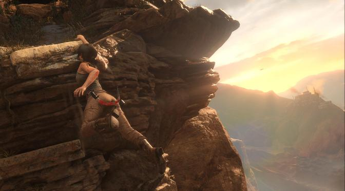Lara Croft Switches From Stealth to Exploration in Gamescom Demo