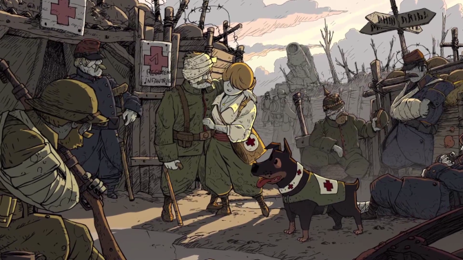 We Need More War Games Like Valiant Hearts