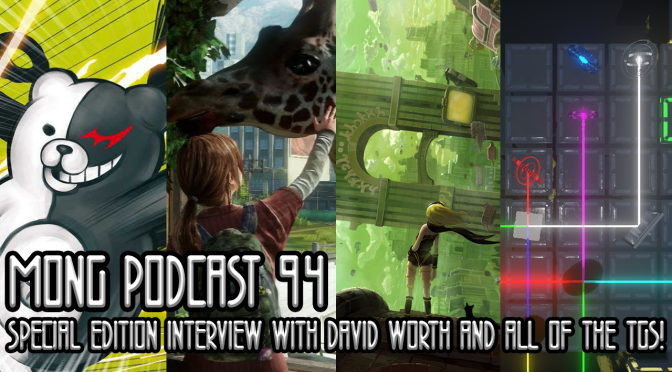 MONG Podcast 94 | Special Edition Interview with David Worth and All of the TGS!