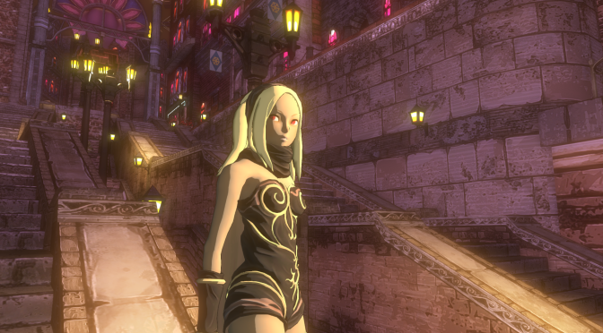 Gravity Rush Gets Remastered For the PS4