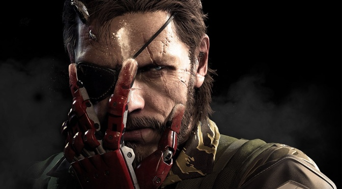Metal Gear Solid V: The Phantom Pain Review
