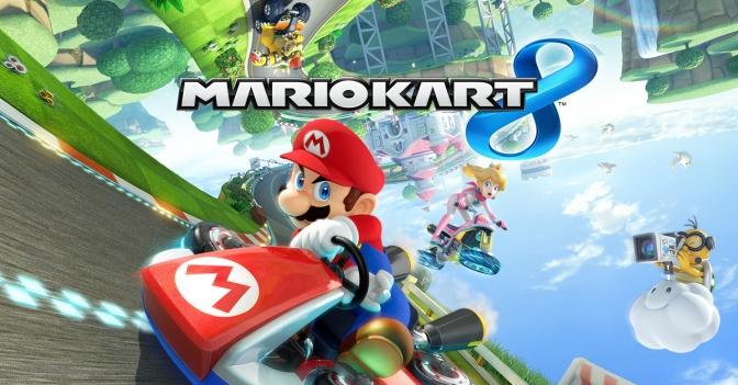 New Mario Kart 8 Wii U Bundle Revealed
