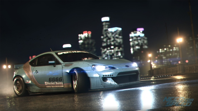 Need for Speed Beta Now Open