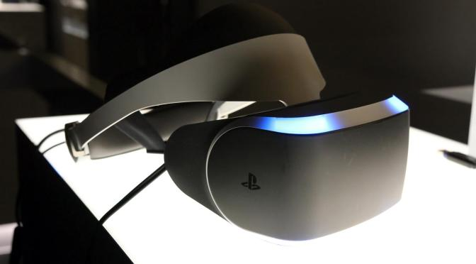 Goodbye Project Morpheus-Hello PlayStation VR