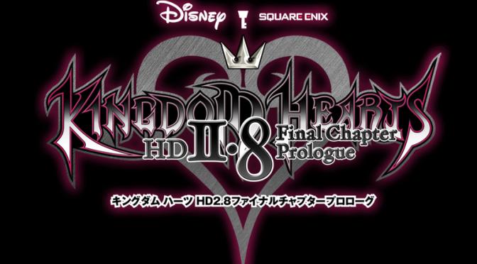 Kingdom Hearts HD 2.8 Unveiled At TGS 2015