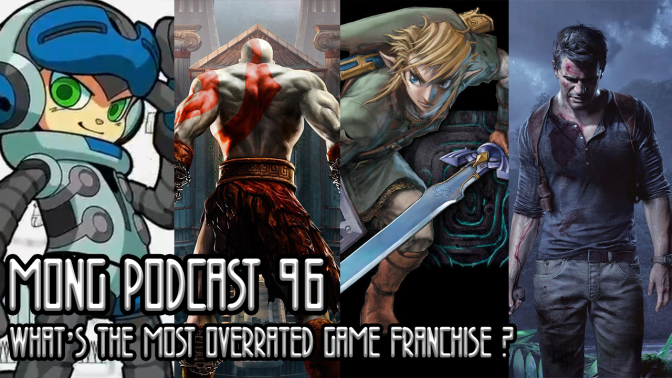 MONG Podcast 96 | What's the Most Overrated Game Franchise?