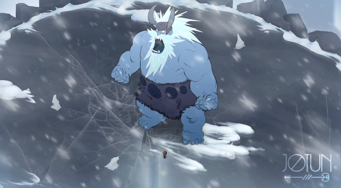 Fight to Enter Valhalla With Jotun Launch Trailer