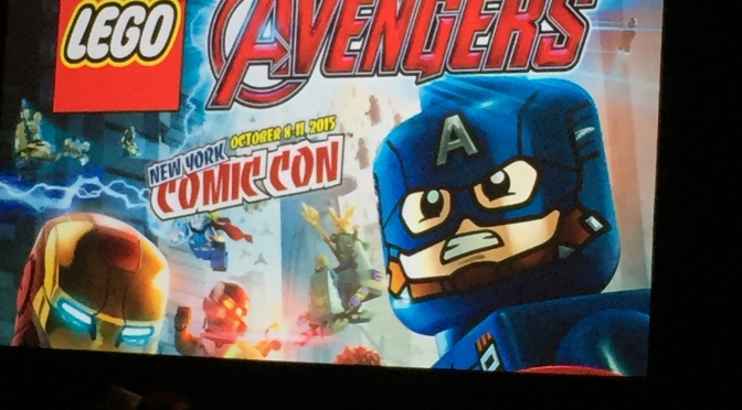 NYCC 2015: Hands-On Impressions of LEGO Marvel's Avengers
