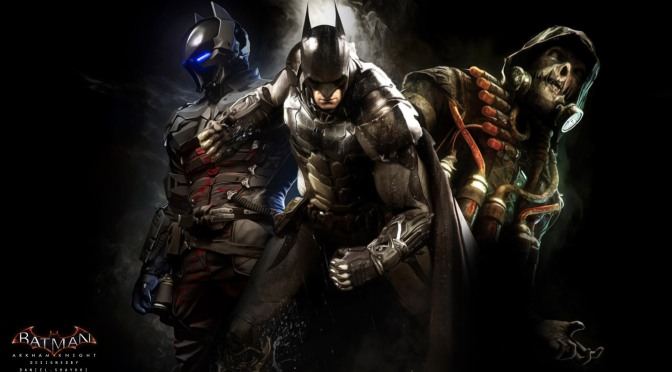 Batman Arkham Knight Returning to PC