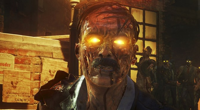 Call of Duty: Black Ops III Goes Noir for Latest Zombies Mode