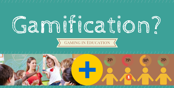 Gaming is the Future of Education