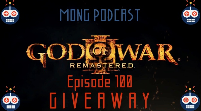 God of War 3 Remastered Giveaway