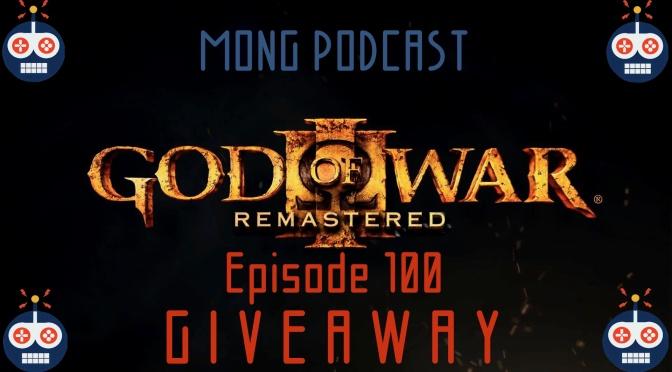 God of War 3 Remastered Giveaway