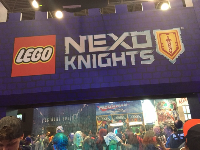 Hands-On Impressions of LEGO Nexus Knights