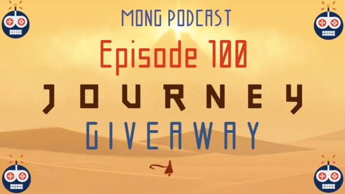 Go on a Journey with MONG 100