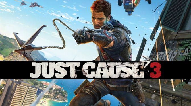 Hands-On Impressions of Just Cause 3