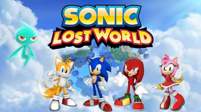 Sonic Lost World Getting a PC Port