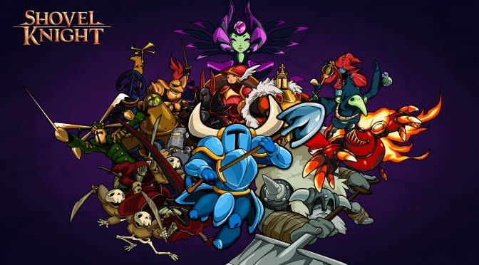 SHOVEL KNIGHT DELAYED FOR A SPELL, XBOX ONE VERSION CANCELLED