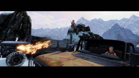 Uncharted 2 Jump