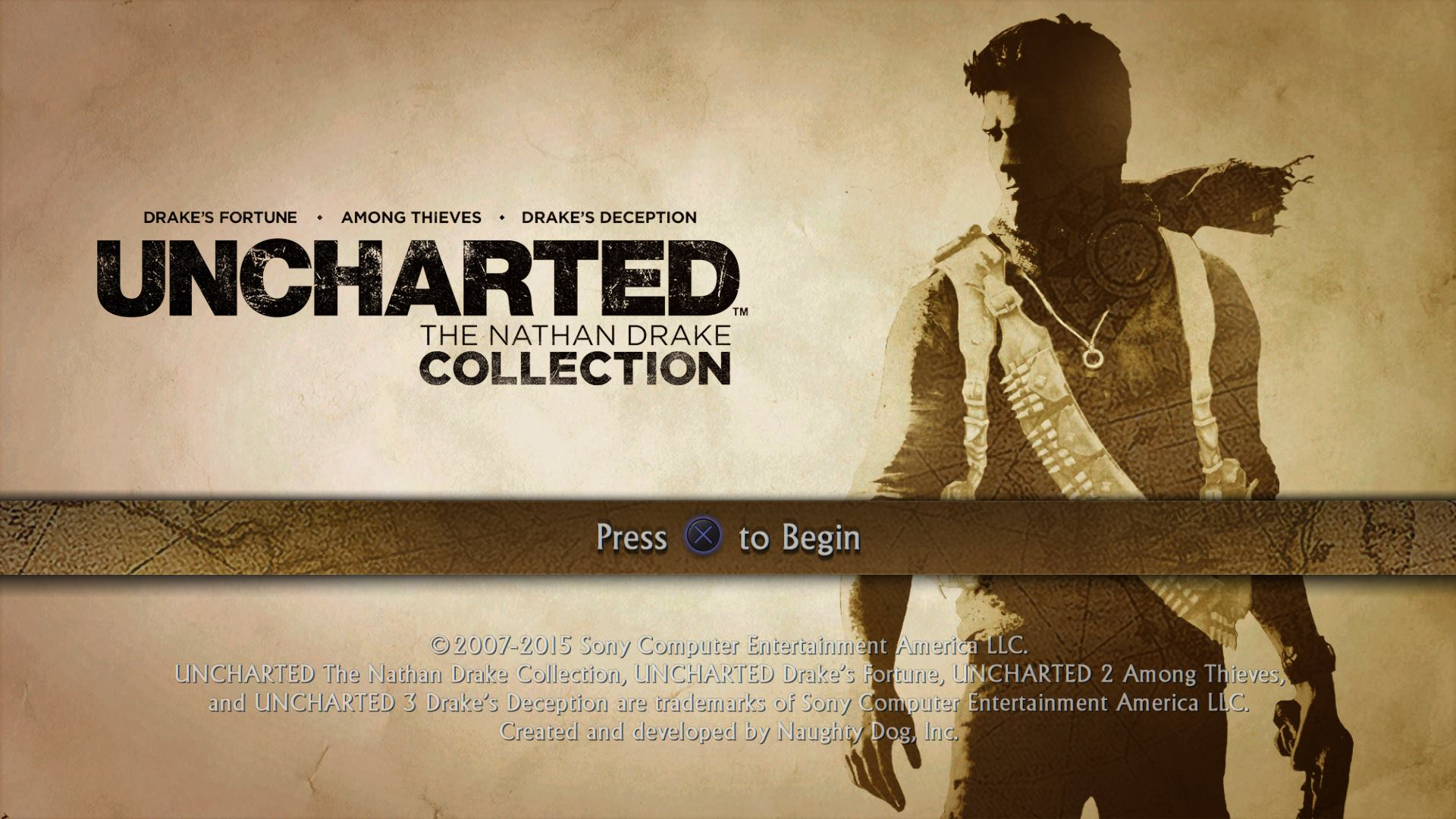 Uncharted The Nathan Drake Collection Review Middle Of Nowhere