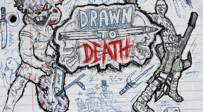 Is Drawn To Death Coming Out Soon?
