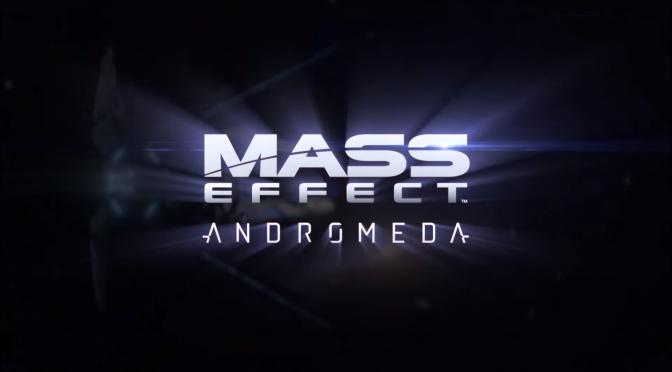 New Mass Effect: Andromeda Teaser