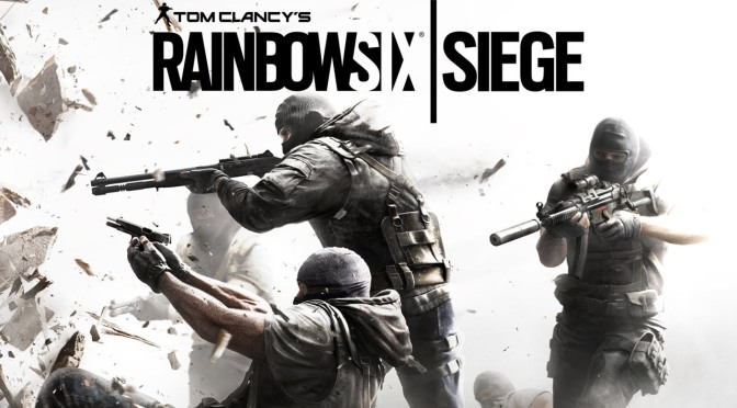 Rainbow Six Siege Open Beta Arrives Next Week
