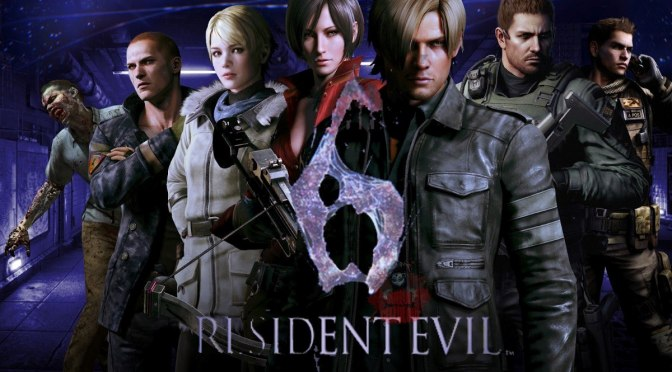 WILL RESIDENT EVIL 6 SCARE A NEW GENERATION?