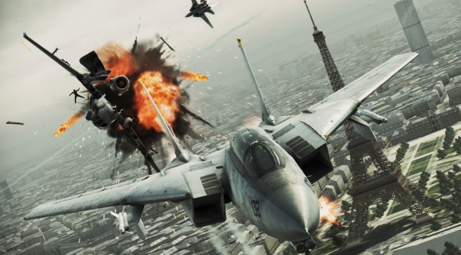 Ace Combat 7 Takes Flight on PS4 and PlayStation VR