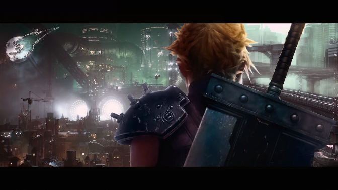 APPARENTLY THE INTERNET HATES FINAL FANTASY VII REMAKE ALREADY