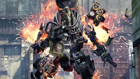 hype train titanfall