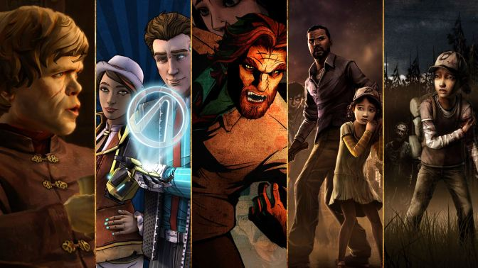 TellTale Needs to Take a Break