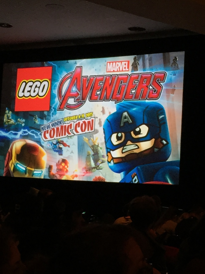 Trending Gamer Joins LEGO Avengers Team