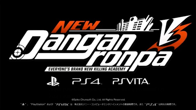 New Danganronpa 3 Info