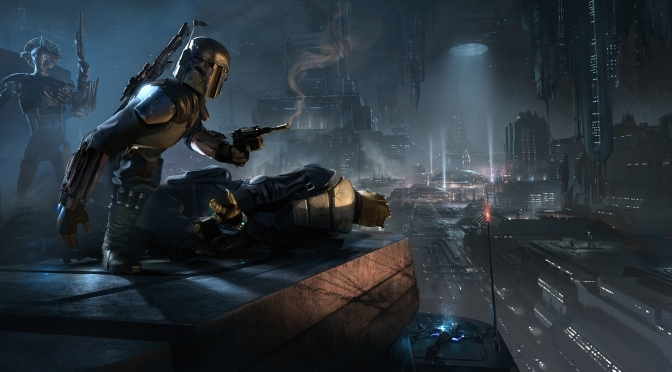 IS EA'S NEXT STAR WARS GAME A RPG?