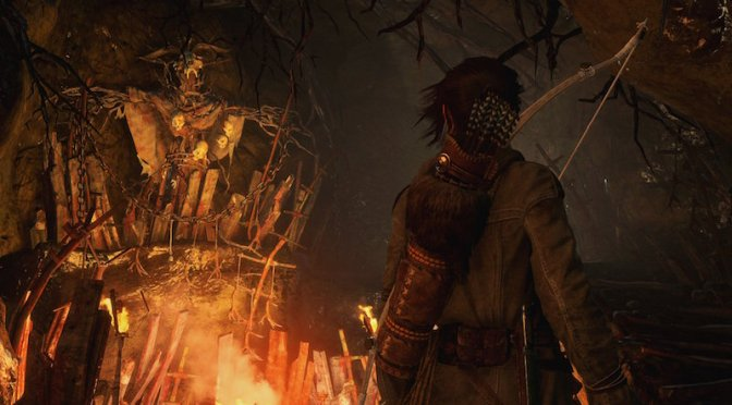 Lara Croft Goes Witch Hunting in First Rise of the Tomb Raider DLC