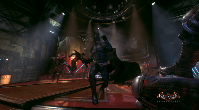 REVIEW: BATMAN: ARKHAM KNIGHT – SEASON OF INFAMY DLC