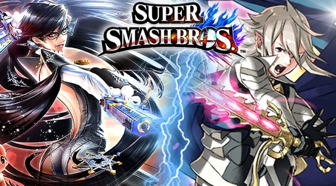 Bayonetta and Corrin Join Super Smash Bros in February