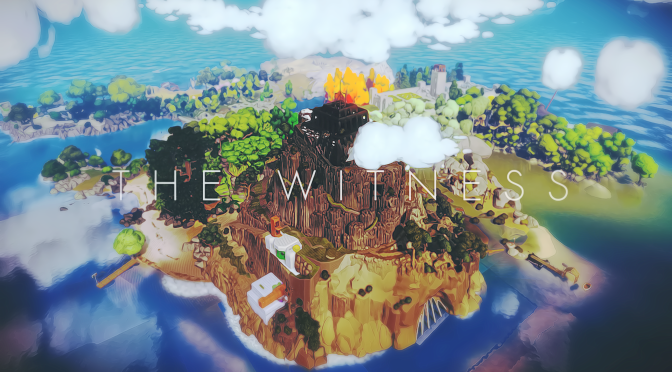The Witness Available for Pre-order on Steam, Cost Revealed
