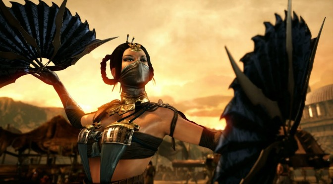 Man At Arms: Reforged Brings Kitana's Fan Blades to Life