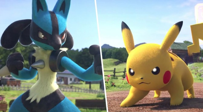Pokken Tournament North American and European Release Date