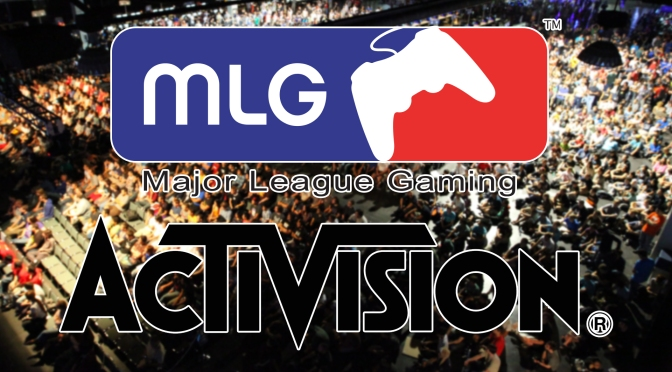 Activision Buys MLG