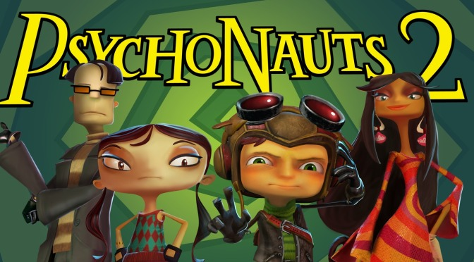 Psychonauts 2 Hits Its Funding Goal